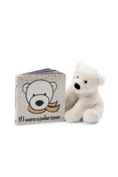 Jellycat IF I WERE A POLAR BEAR BOOK - Alternate List Image