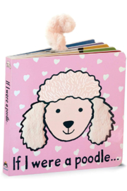 Jellycat If I Were A Poodle Book - Product Mini Image