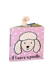 Jellycat If-I-Were-A-Poodle Book - Product Mini Image
