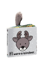 Jellycat IF I WERE A REINDEER BOOK - Product Mini Image
