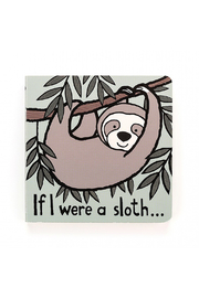 Jellycat If I Were A Sloth - Product Mini Image