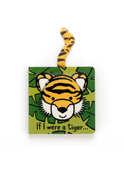 Jellycat  If I Were a Tiger Book - Product Mini Image