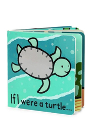 Jellycat  If I Were A Turtle - Front cropped