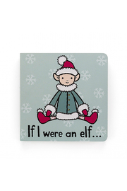 Jellycat If I Were An Elf - Product Mini Image
