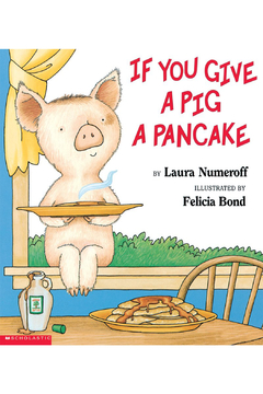 Harper Collins Publishers If You Give A Pig A Pancake - Alternate List Image