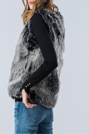 Trend:notes Igloo Vest - Side cropped