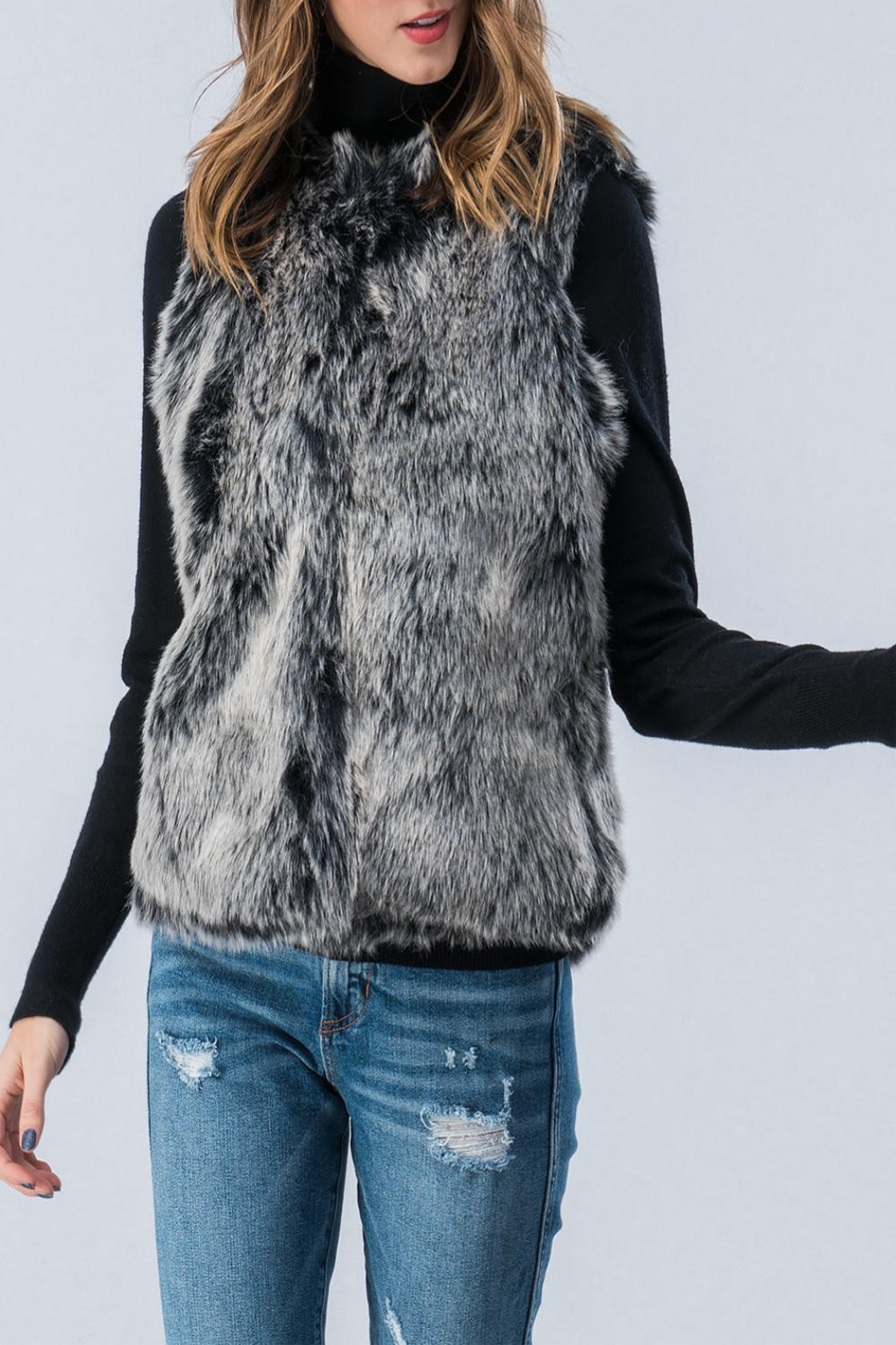 Trend:notes Igloo Vest - Main Image