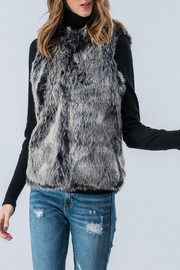 Trend:notes Igloo Vest - Front cropped