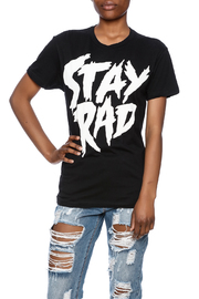 Iheart Stay Rad Tee - Front cropped