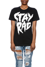 Iheart Stay Rad Tee - Side cropped