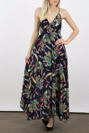 ijoah Ruffled Feathers Maxi - Product Mini Image