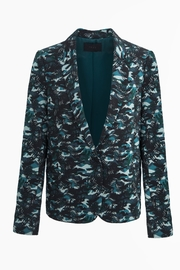 IKKS Palm Print Blazer - Product Mini Image
