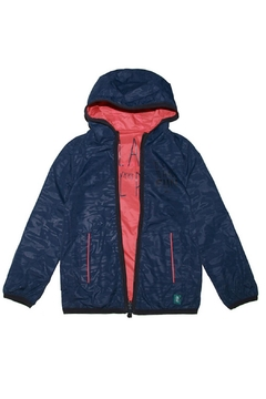 IKKS Reversible Puffer Jacket - Product List Image