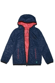 IKKS Reversible Puffer Jacket - Product Mini Image