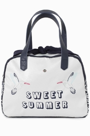 IKKS Weekender For Girls Bag - Front cropped