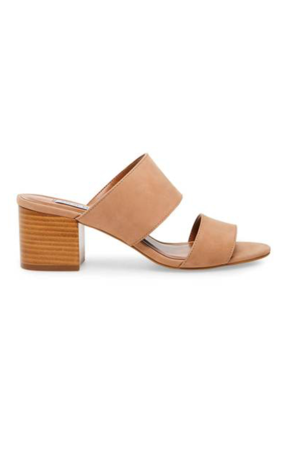 Steve Madden Ilena Two Strap Mule - Front Cropped Image