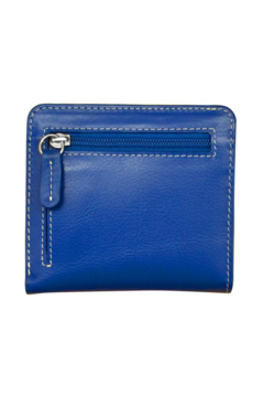 ILI ili Bi Fold Mini Wallet two toned 7831 - Alternate List Image