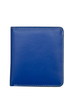 ILI ili Bi Fold Mini Wallet two toned 7831 - Product List Image