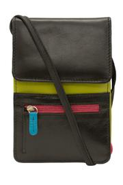 ILI Leather Crossbody Bag - Front cropped