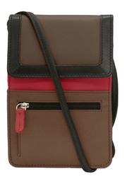 ILI Leather Crossbody Organizer - Product Mini Image