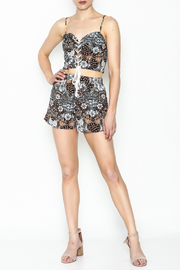 Illa Illa Floral Short Set - Side cropped