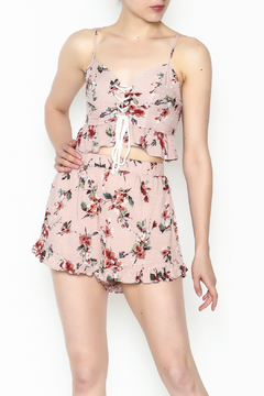 Shoptiques Product: Floral Short Set