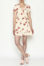 Illa Illa Floral Skirt Set - Side cropped