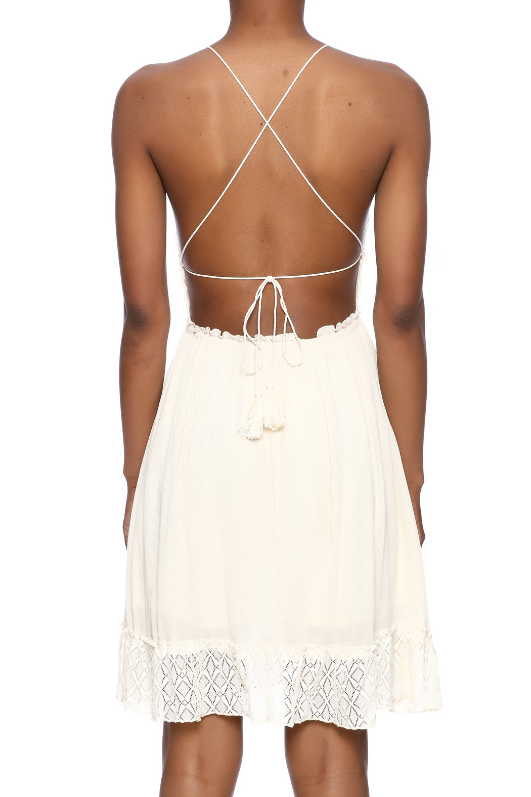 Illa Illa Natural Hippie Dress from Connecticut by Stella ...