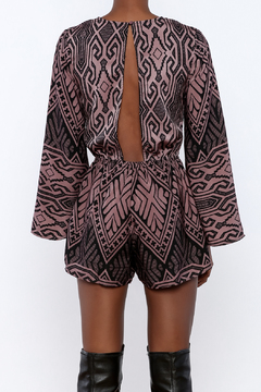 Illa Illa Open Back Bell Romper - Alternate List Image