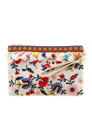 3AM FOREVER Pompom Clutch - Product Mini Image