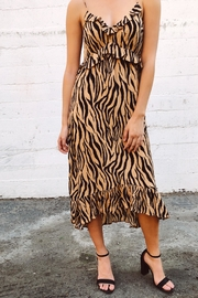 Illa Illa Animal Print Dress - Product Mini Image