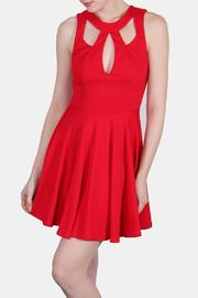 Illa Illa Cutout Mini Dress - Product Mini Image