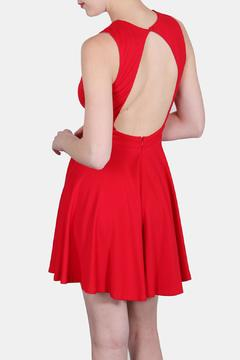 Shoptiques Product: Cutout Mini Dress
