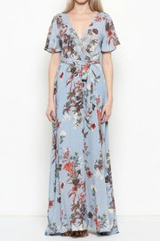 Illa Illa Floral Maxi Dress - Product Mini Image