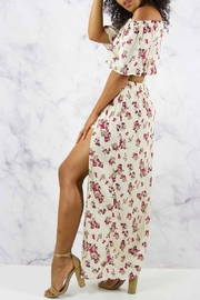 Illa Illa Floral Maxi Set - Front full body