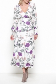 Illa Illa Floral Midi Dress - Product Mini Image