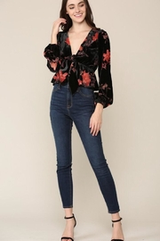 Illa Illa Floral Print Top - Product Mini Image