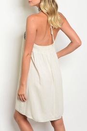 Illa Illa Skye Halter Dress - Front full body