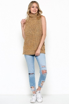 Shoptiques Product: Sleeveless Knit Sweater