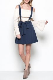 Illa Illa Suspender Mini Skirt - Product Mini Image