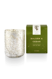 Illume  Balsam-Cedar Small Candle - Product Mini Image