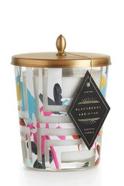 Illume  Blackberry Cameo Candle - Front cropped