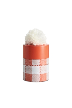 Shoptiques Product: Good-Cheer Pompom Candle