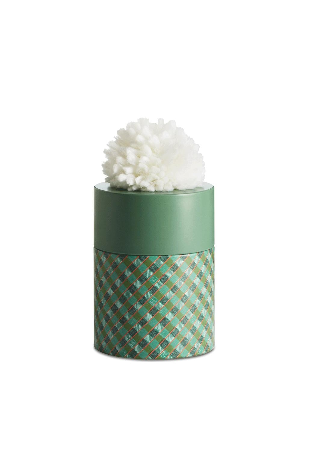 Illume  Trim-The-Tree Pompom Candle - Front Cropped Image