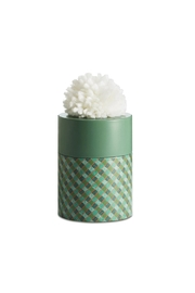 Illume  Trim-The-Tree Pompom Candle - Front cropped
