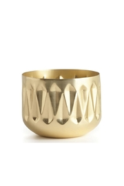 Illume  Winter White Candle - Front cropped