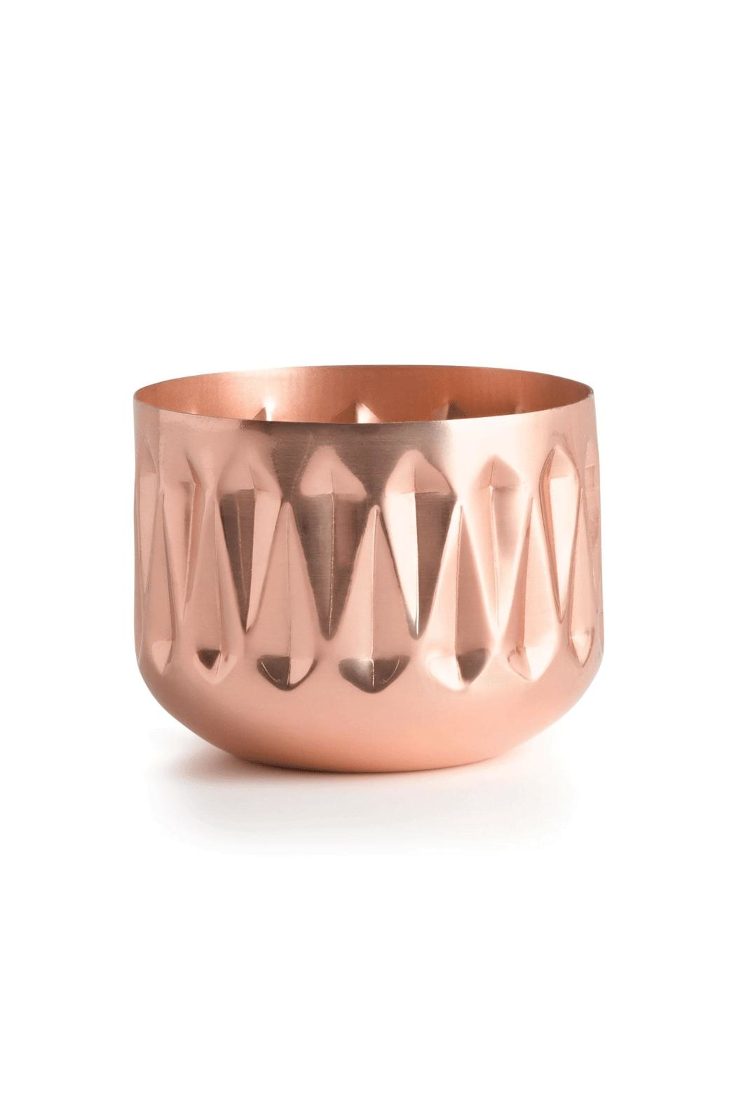 Illume  Woodfire Copper Candle - Main Image