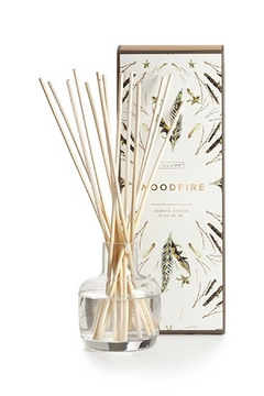 Illume  Woodfire Diffuser - Product List Image