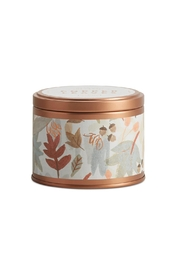 Illume Candles Copper Leaves Candle - Front cropped