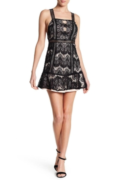 Shoptiques Product: Illusion Lace Dress